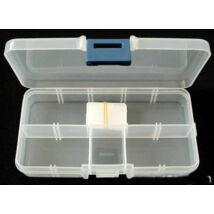 Variálható rekeszes tároló doboz 3-10 rekesszel