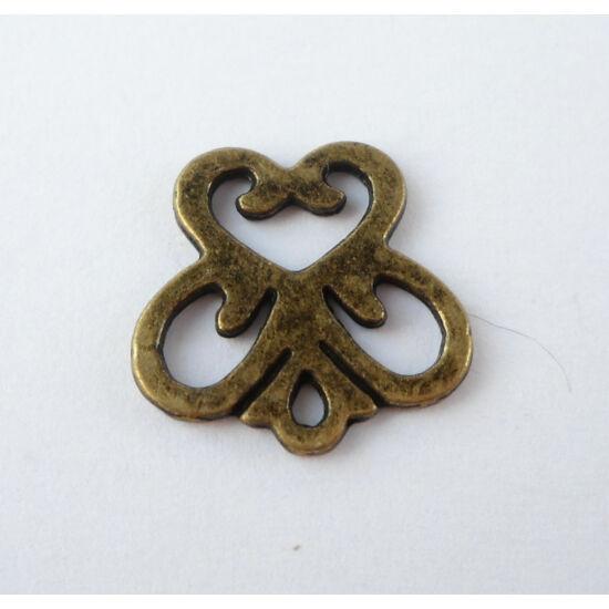 Ornamentika összekötő bronz- Nikkelmentes