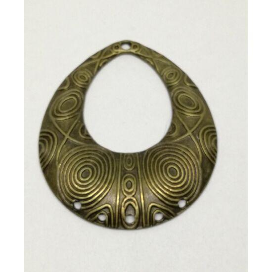 Óriás csepp összekötő bronz
