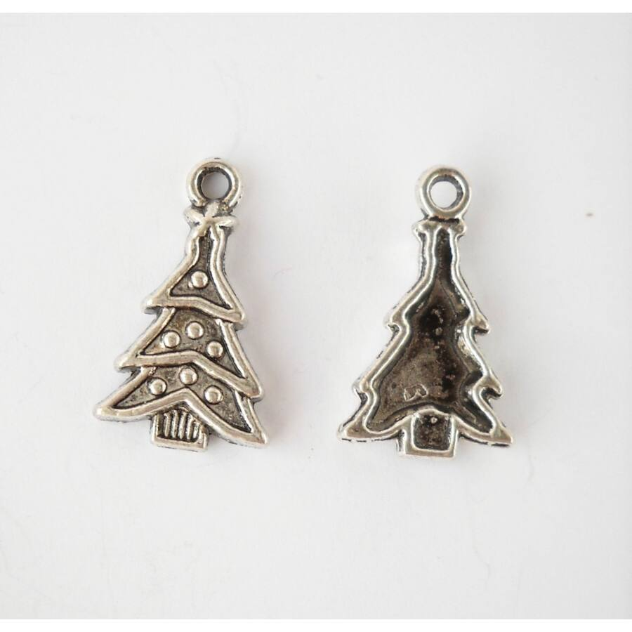 Karácsonyfa charm