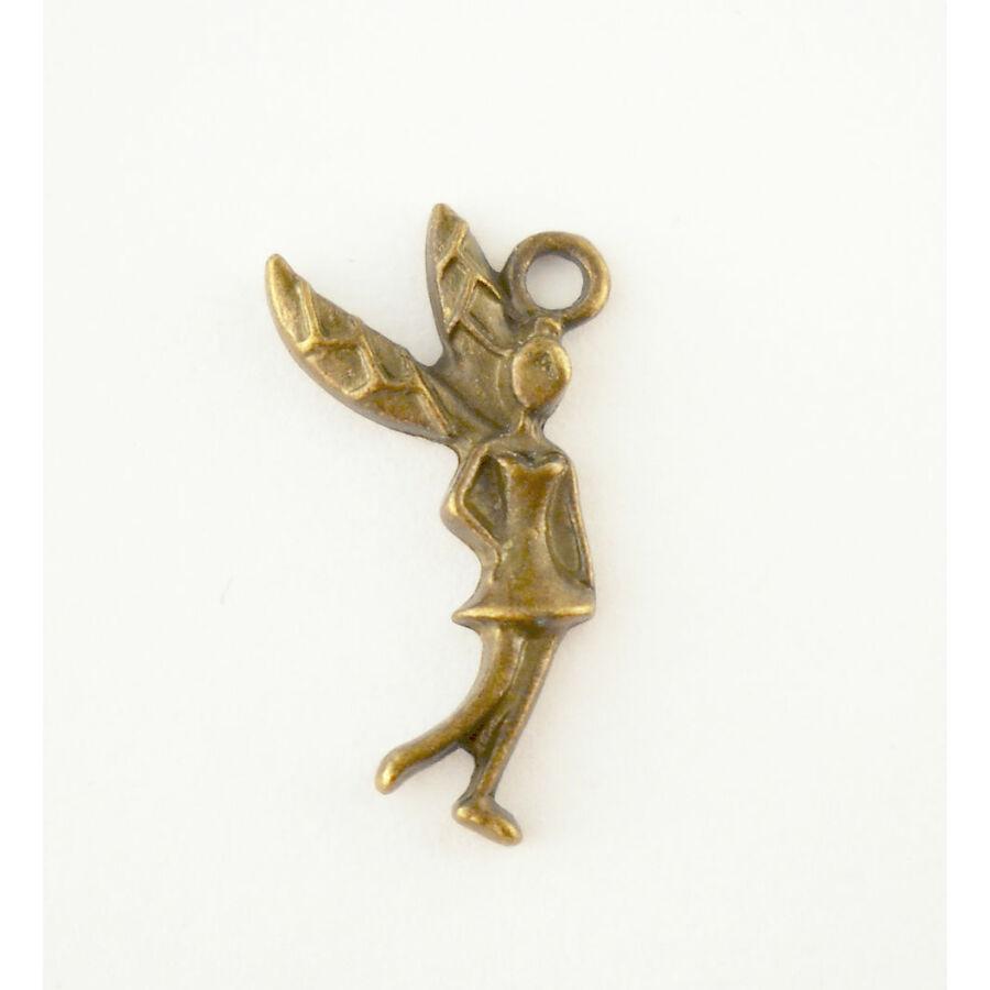 Tündér charm bronz -Nikkelmentes